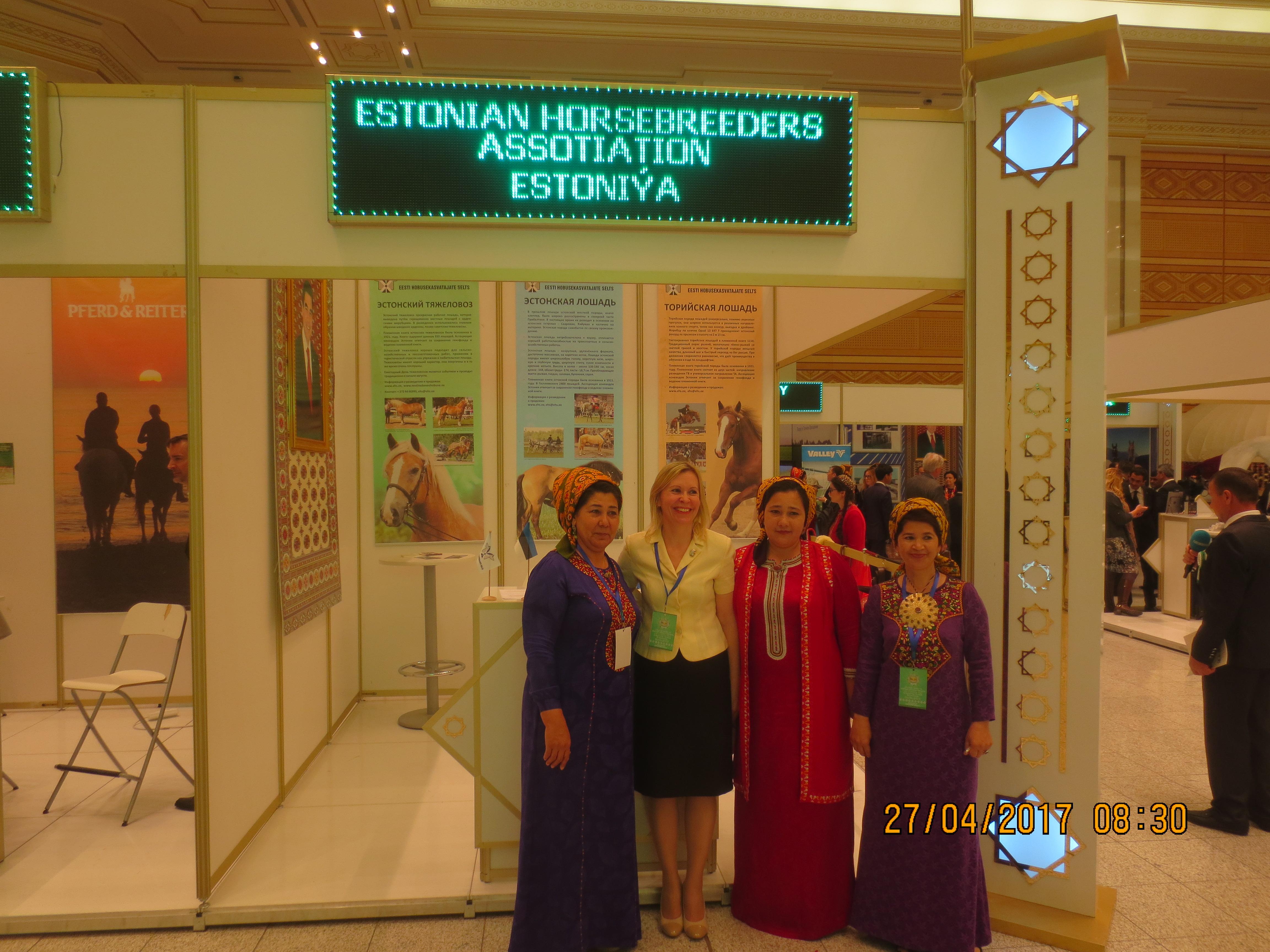 8310e3eab1c Eesti Raskeveohobune 1.Türkmeeni daamid - Eesti Raskeveohobune